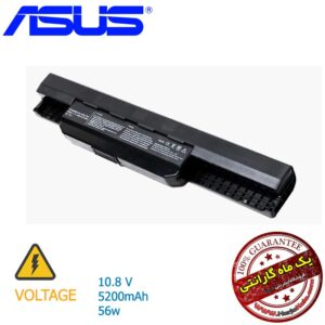 باتری لپ تاپ ASUS مدل K43