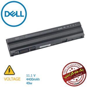 باتری لپ تاپ DELL مدل Latitude E6540