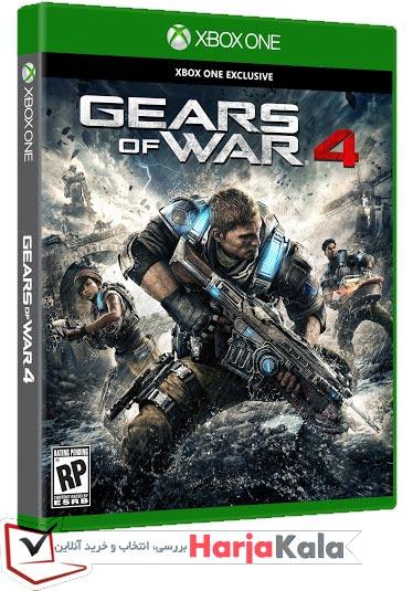 بازی Gears Of War 4 کنسول xbox