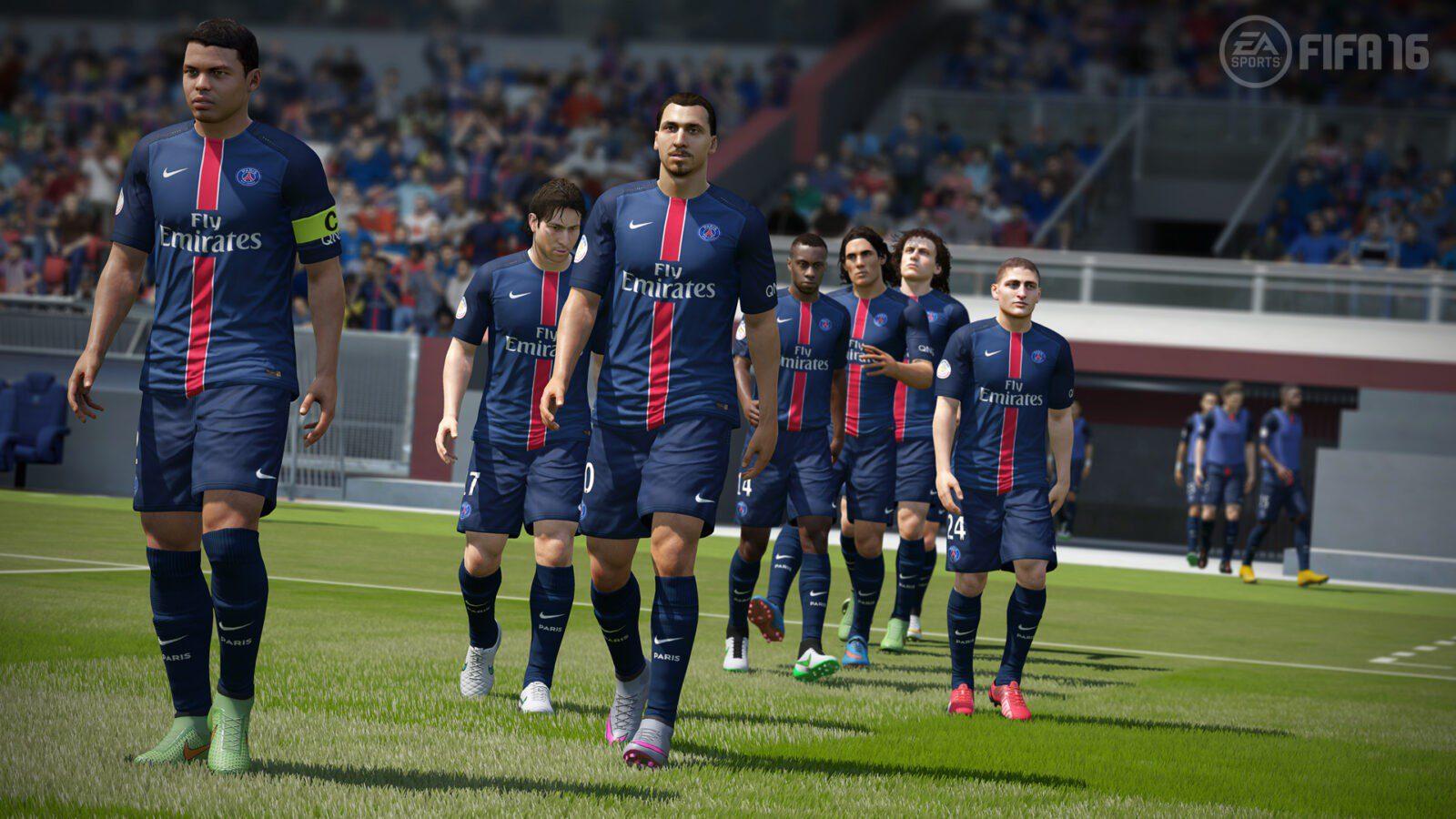 بازی fifa 2016 کنسول ps4