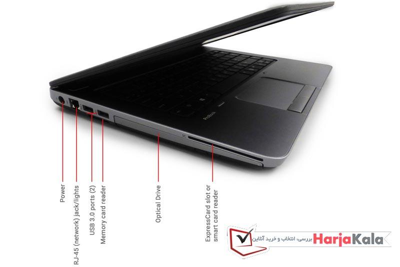 لپ تاپ کارکرده دست دوم ارزان HP مدل MT41