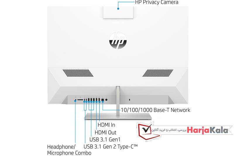 کامپیوتر All in One ( آل این وان ) 27 اینچی مدل HP 27-xa0075a