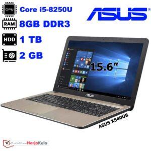 لپ تاپ استوک ASUS مدل X540UB-GQ491T