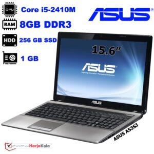 لپ تاپ استوک ایسوس ارزان مدل ASUS A53SJ