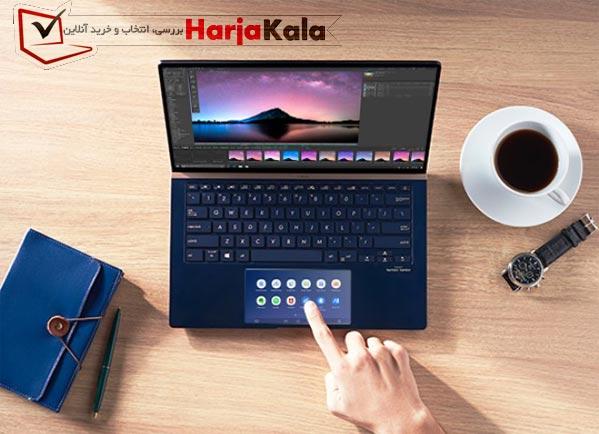 بهترین لپ تاپ ایسوس در سال 2021 - لپ تاپ ایسوس Asus ZenBook 13