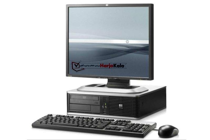 مینی کیس وارداتی اداری HP EliteDesk 800G1 - کیس دست دوم کوچک اچ پی