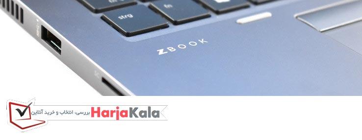 لپ تاپ استوک HP مدل ZBook 15 G5 - لپ تاپ دست دوم اچ پی - هرجاکالا