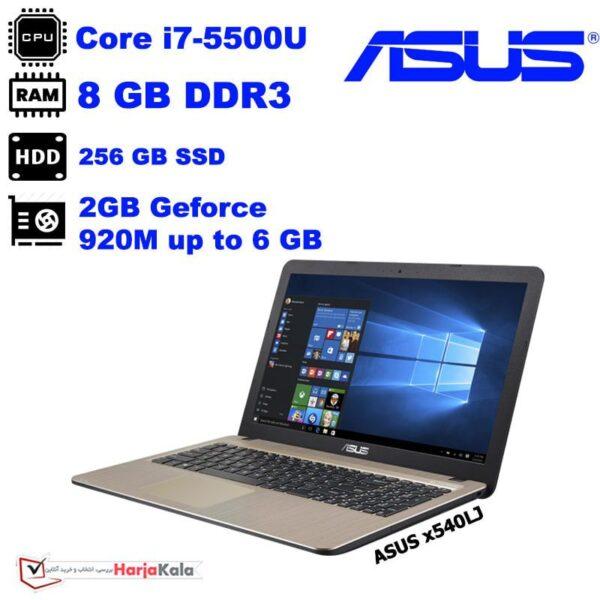 لپ تاپ استوک ایسوس Asus-x540LJ