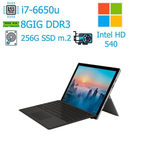 لپ تاپ استوک سرفیس مدل Surface Pro4 - لپ تاپ دست دوم سرفیس - هرجاکالا