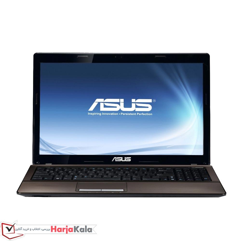 لپ تاپ استوک ایسوس ASUS-A53SV - هرجاکالا - لپتاپ استوک - لپ تاپ دست دوم