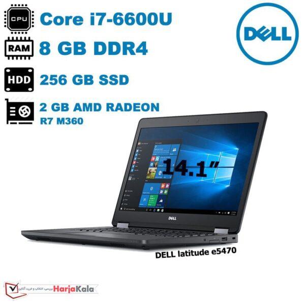 لپ تاپ استوک DELL-Latitude-E5470 - هرجاکالا - لپتاپ استوک - لپ تاپ دست دوم