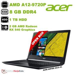 لپ تاپ استوک ایسر ACER-ASPIRE-A515-41G