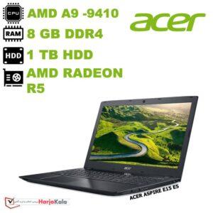 لپ تاپ استوک ایسر ACER-E5-15