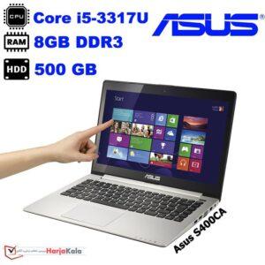لپ تاپ استوک ایسوس ASUS-S400CA